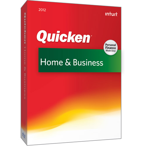 Intuit Quicken Home and Business