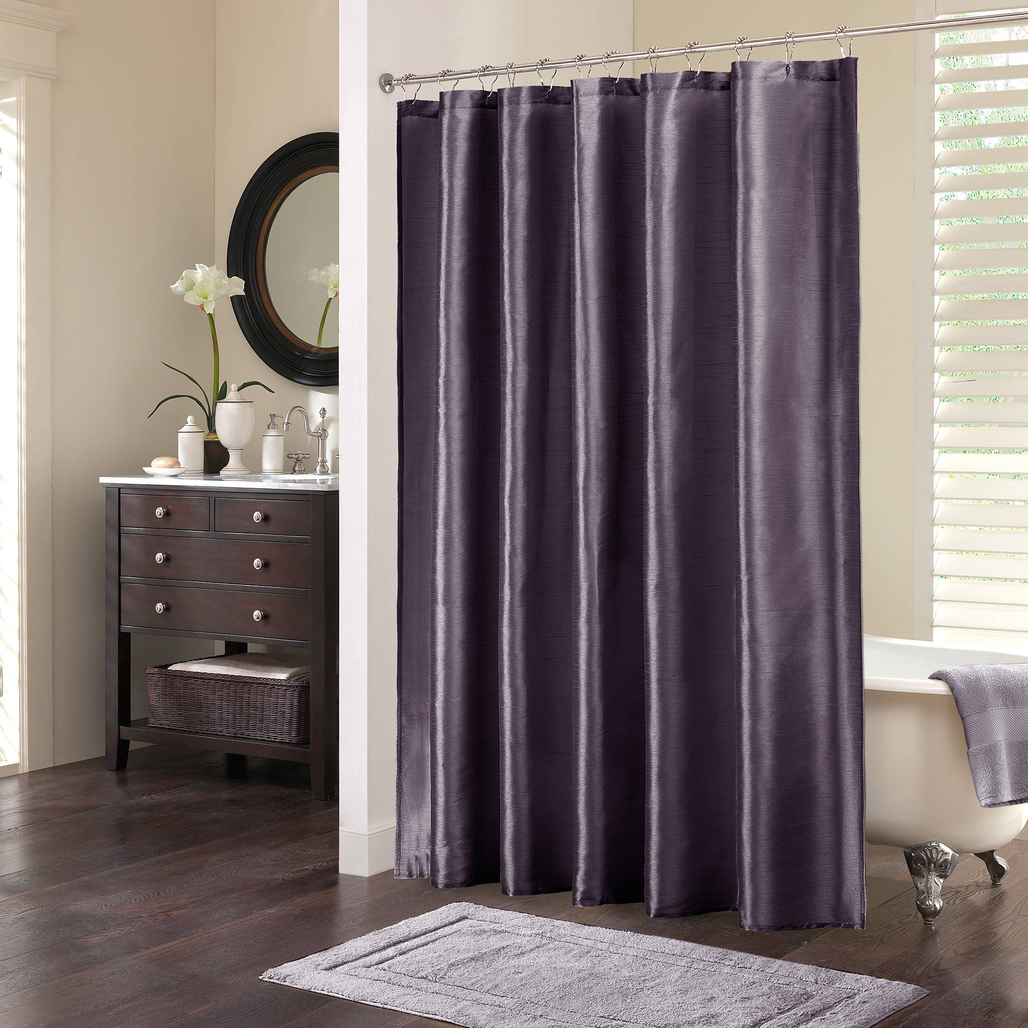 Home Essence Salem Shower Curtain