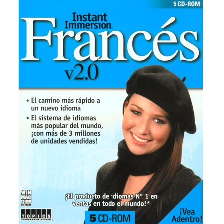 Instant Immersion French 2 0  Spanish Version