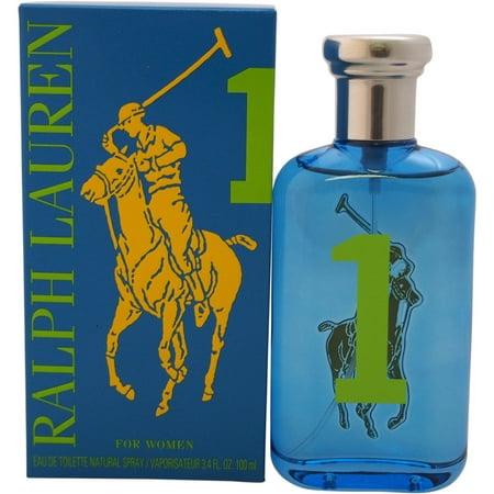 Ralph Lauren Big Pony #1 for Women 3.4 oz EDT