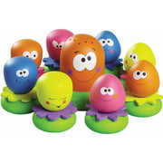 Tomy Toomies Octopal Bath Squirters Bath Squirt Toys 8 Pk