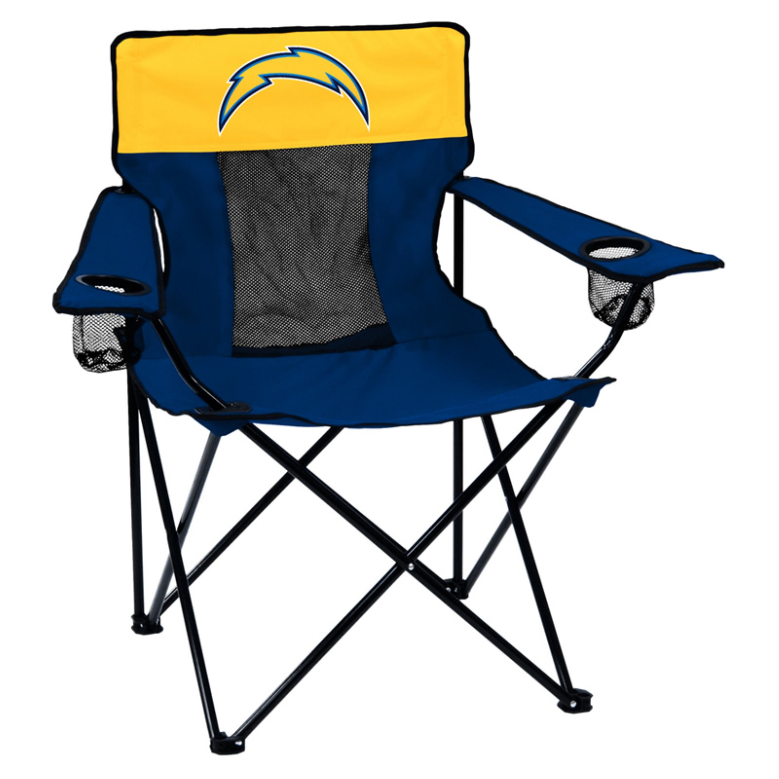 Logo Brands NFL Team Elite Folding Chair