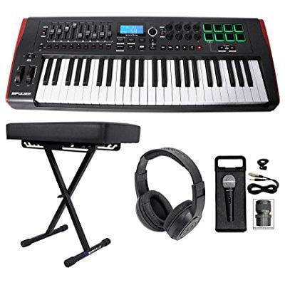 Novation IMPULSE 49-Key MIDI USB Keyboard