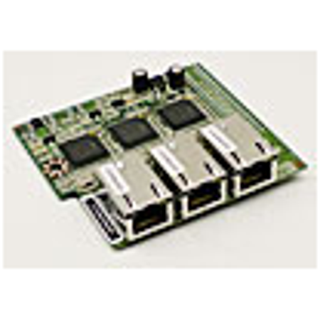 Jetway AD3INLANG 3-port Intel Gigabit LAN GEN 1 Daughter Board