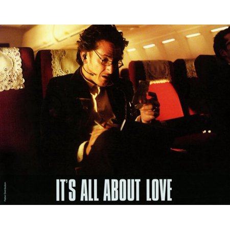 It's All About Love POSTER Movie C Mini - Quotes About Halloween And Love