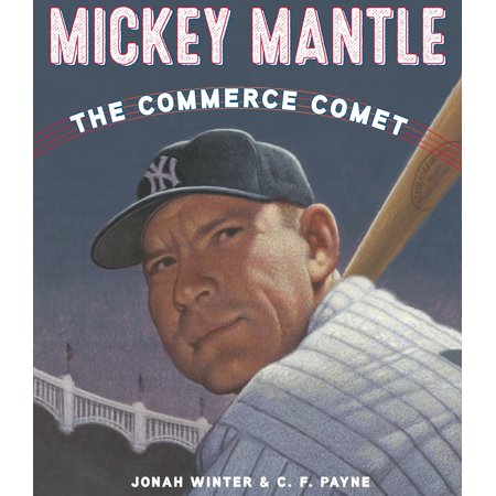 Issue Mickey Mantle - Mickey Mantle: The Commerce Comet
