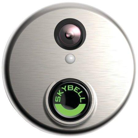 SkyBell HD Wi-Fi Video Doorbell - Silver