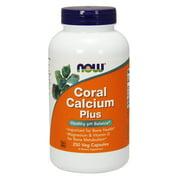 Best Coral Calcia - NOW Coral Calcium Plus,250 Veg Capsules Review