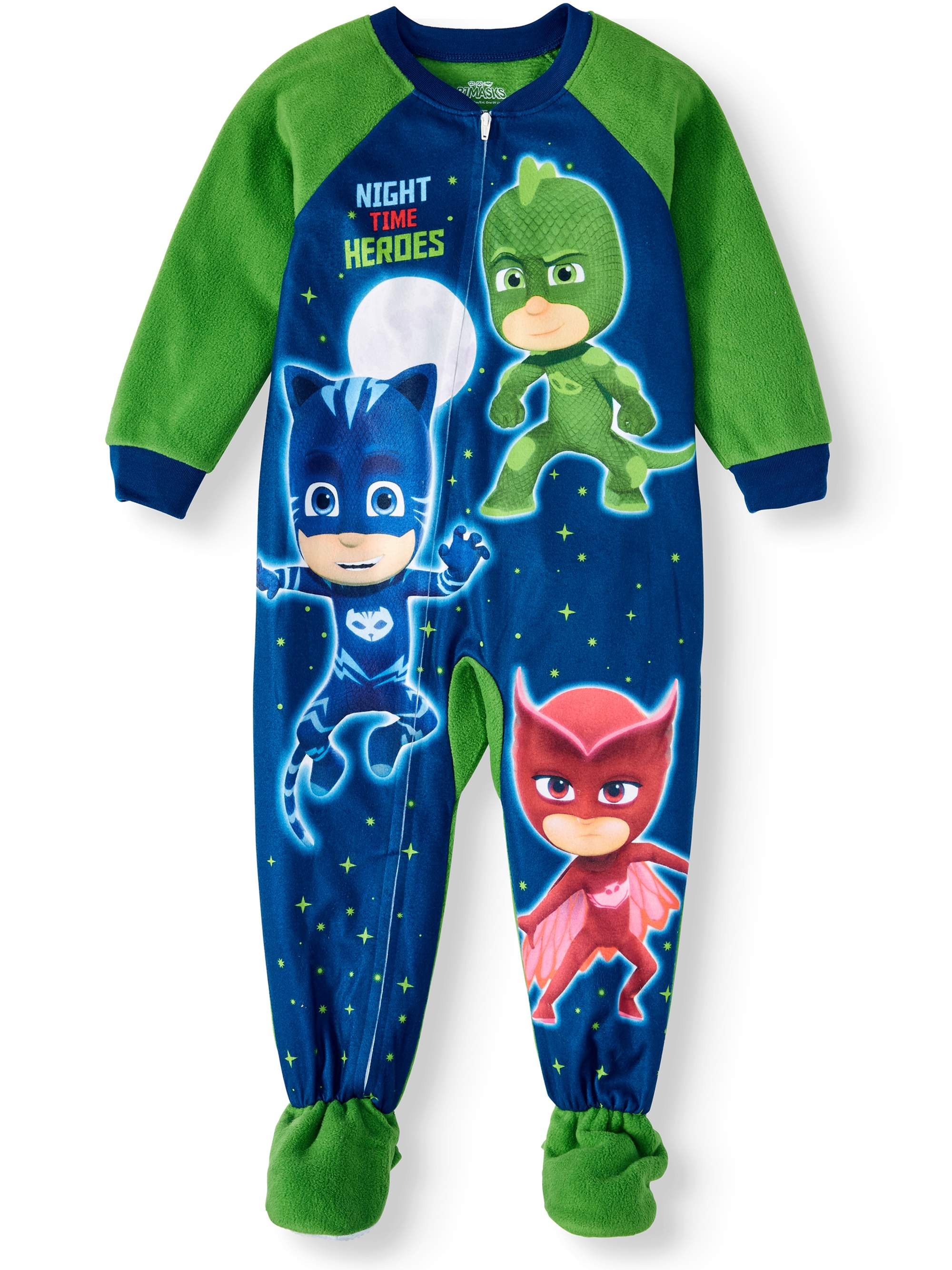 New PJ Masks Toddler Boys 2T 3T 4T 5T pajamas boys PJ Masks pajamas