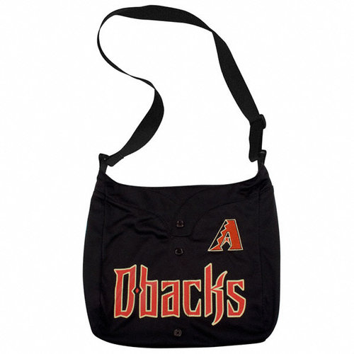 MLB - Arizona Diamondbacks Messenger Bag: Veteran Jersey Tote