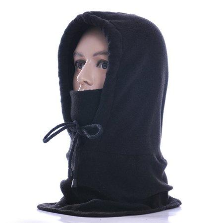Warm Balaclava - Mosunx Black Neck Warm Thermal Balaclava Hood Outdoor Ski Winter Windproof Mask Hat
