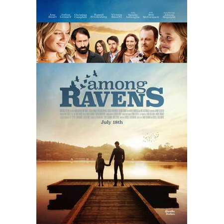 Among Ravens  2014  27X40 Movie Poster