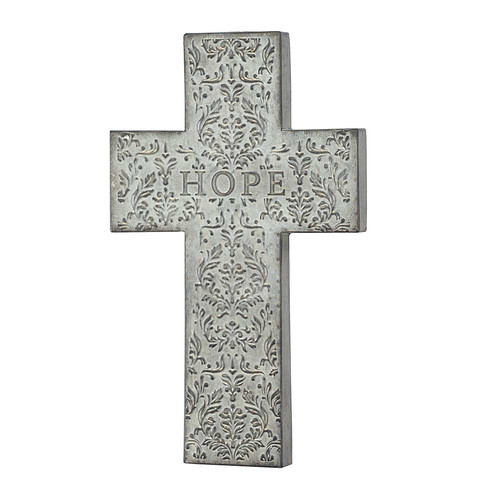 Dicksons Inc Tin Crosses Wall D cor