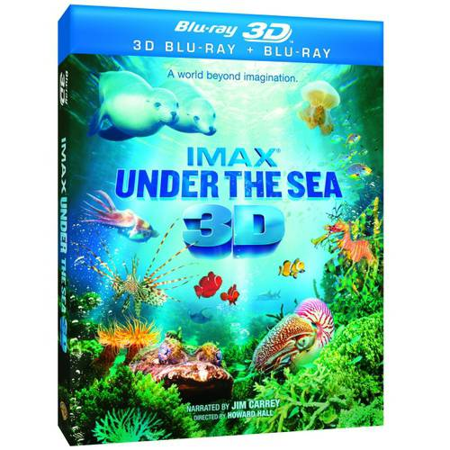 Under The Sea (3D / 2D) (Blu-ray) (Widescreen)