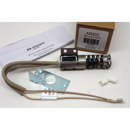 AR403 for WB2X9154 GE Roper Gas Range Oven Igniter AP2014008 PS243425 (Ge Part Wb2x9154)
