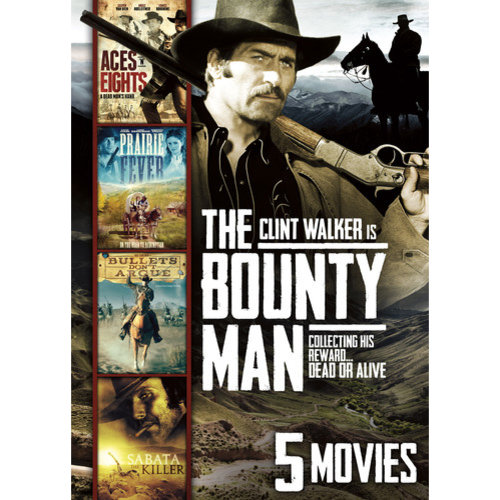 The Bounty Man / Aces N' Eights / Prairie Fever / Bullets Don't Argue / Sabata the Killer