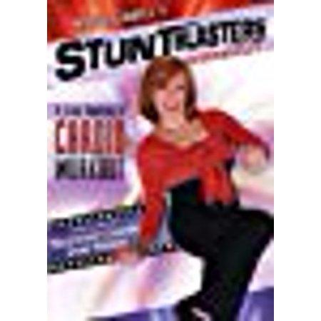 Stuntblasters:  Low Impact Cardio Workout