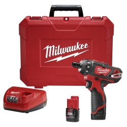 Milwaukee M12 1/4u0022 Hex Screwdriver