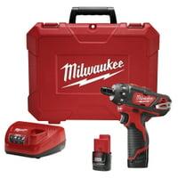 "Milwaukee M12 1/4"" Hex Screwdriver"