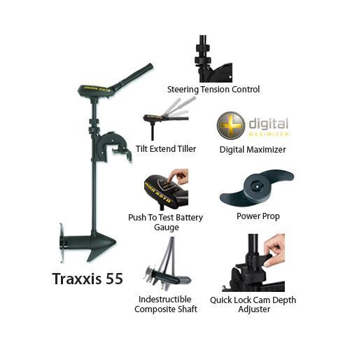 minn kota traxxis 55 maximizer