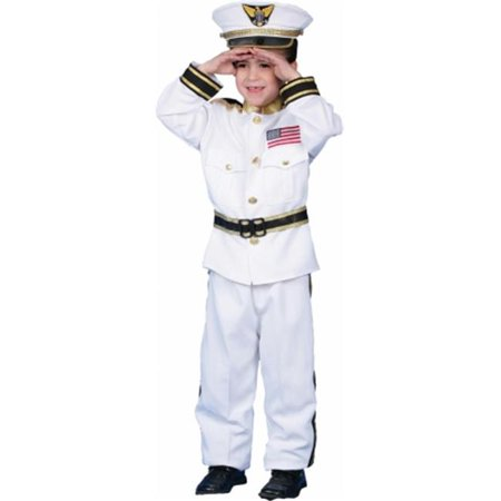 Costumes For All Occasions Up229Lg Navy Admiral Large 12-14](Admiral Ackbar Costume)