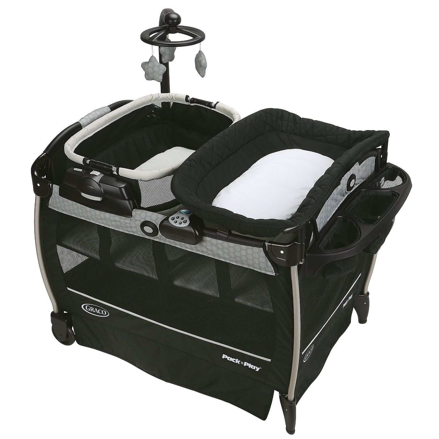 Graco Pack 'n Play Playard Nearby Napper, Davis