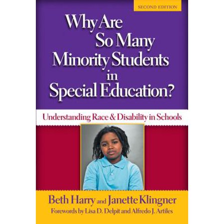 Why Are So Many Minority Students in Special