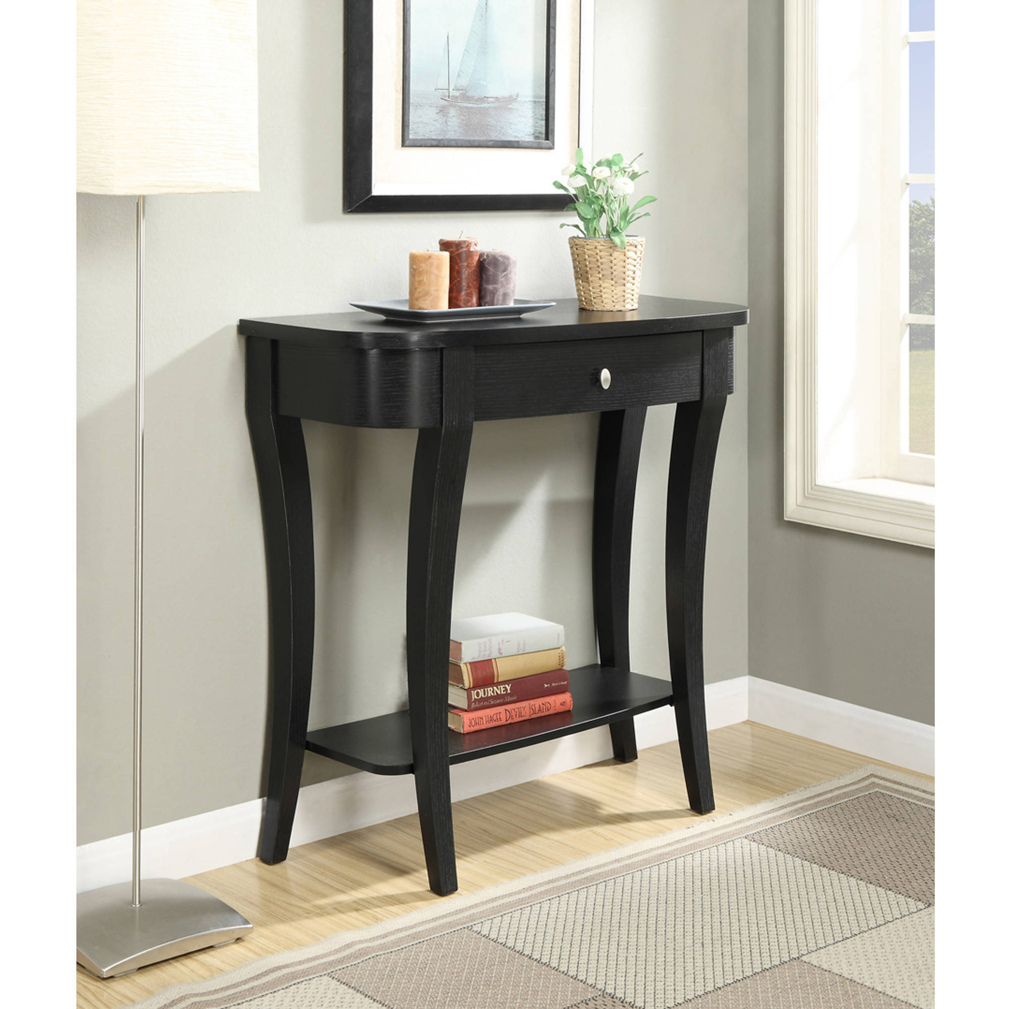 Convenience Concepts Newport Console Table by Generic