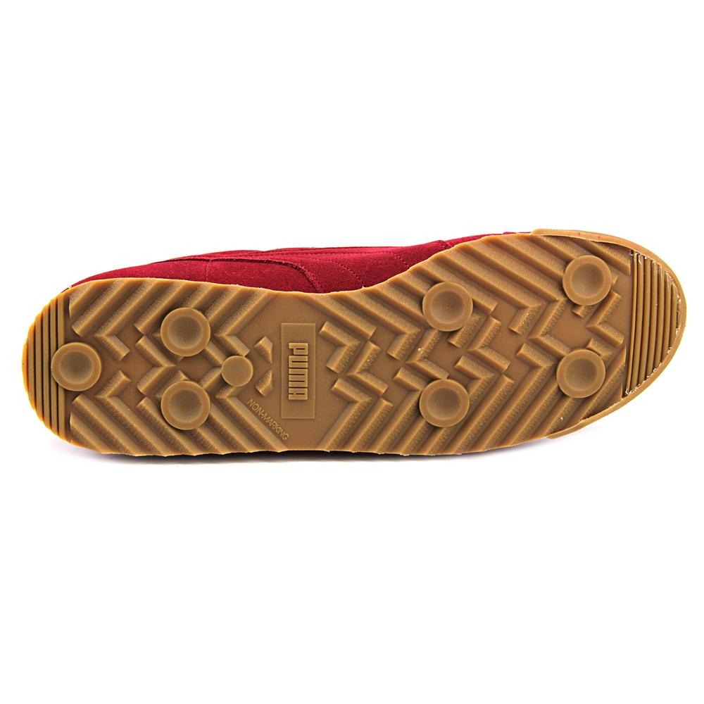Roma Suede Paisley 36098503 Biking Red White Team Gold