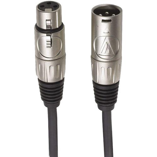 Audio-Technica Value Microphone Cable - XLRF-XLRM - 50 Feet
