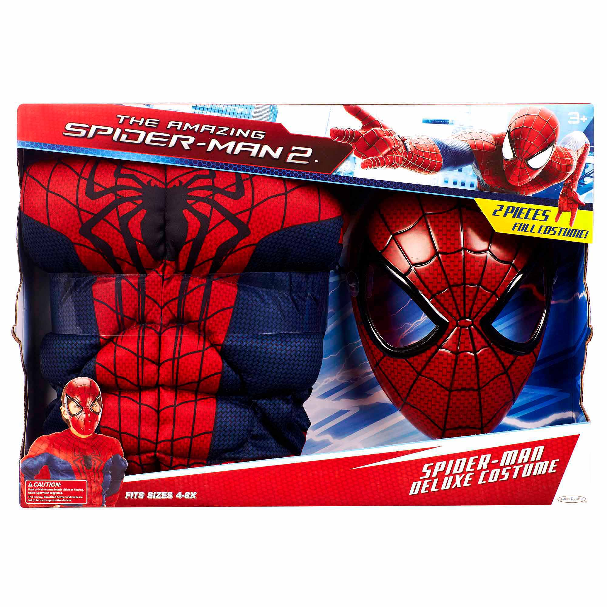 Marvel Spider-Man 2 Deluxe Dress Up