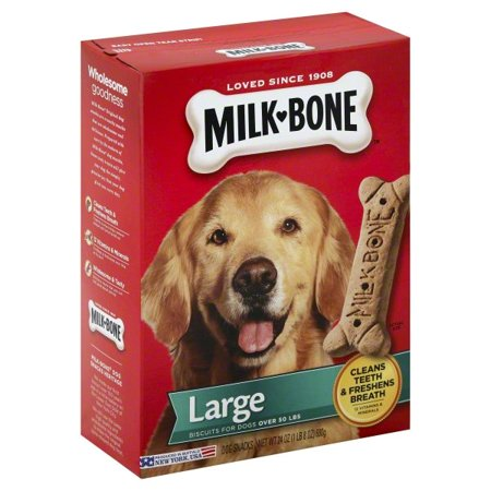 Milk-Bone Original Large Dog Biscuits, 24 Oz. - Biscuit The Dog Halloween
