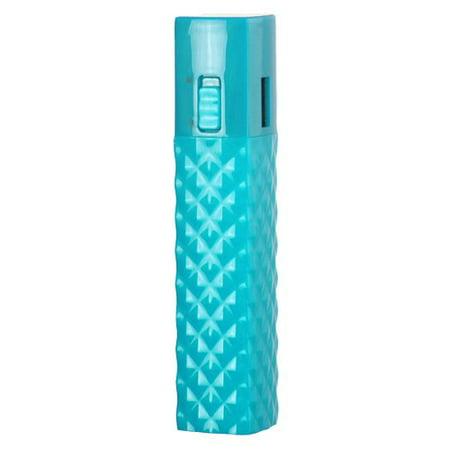 Portable Power Bank Backup 2600mAh External Battery for Cellphones -