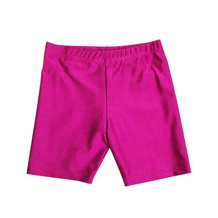 Zara Terez - Big Girls Bike Short Raspberry / 14 - Zara Terez Kids