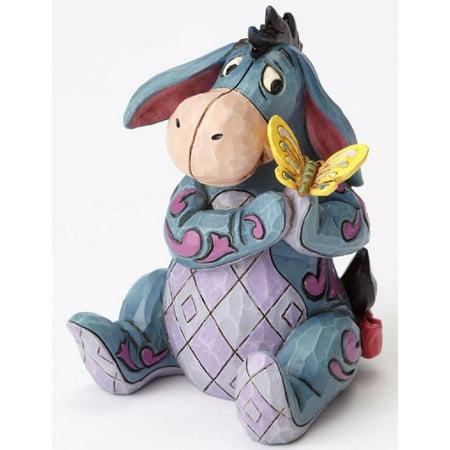 Jim Shore Disney Traditions Mini Eeyore Figurine Winnie the Pooh 4056746 New