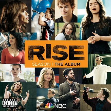 - Rise Season 1: The Album (CD) (explicit)