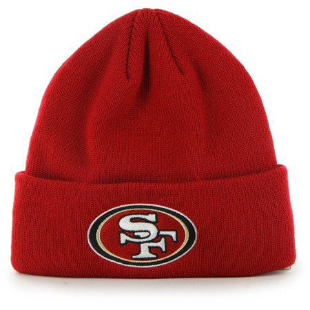 NFL San Francisco 49Ers Mass Cuff Knit Cap - Fan Favorite