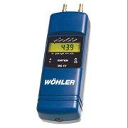 WOHLER 3663 Pressure Meter, +/-17 bar