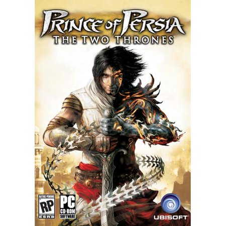 prince of persia: the two thrones - pc