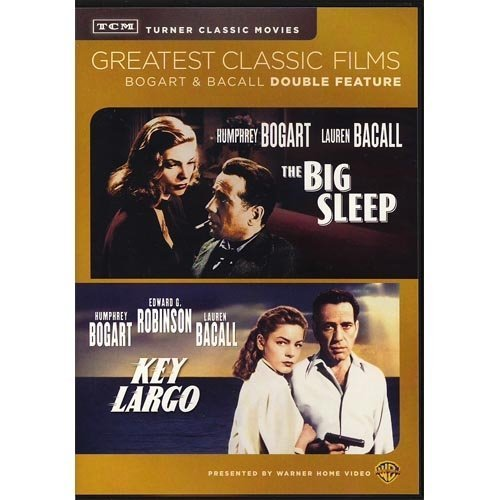The Big Sleep / Key Largo (With INSTAWATCH) (Full Frame)