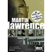Martin Lawrence's First Amendment: Season 3 (DVD)