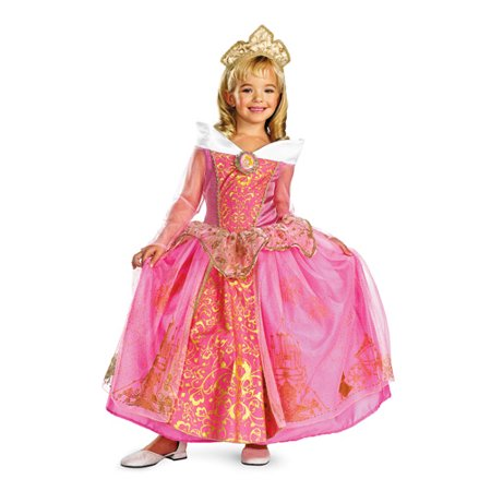 Aurora Prestige Child Halloween Costume](Li Shang Costume)