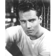 Charlton Heston Ca 1950 Photo Print by Everett Collection