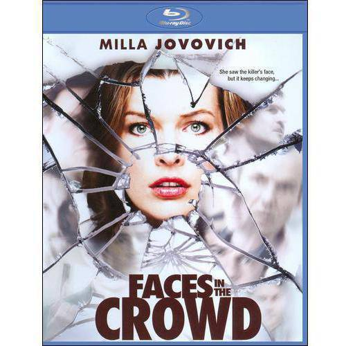 Faces In The Crowd (Blu-ray + DVD)