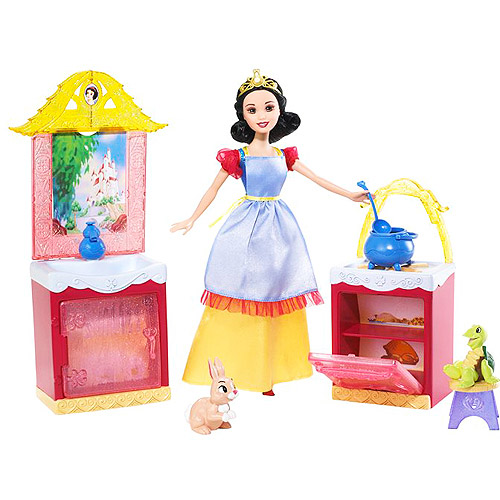 Disney Princess Snow White's Kitchen Play Set