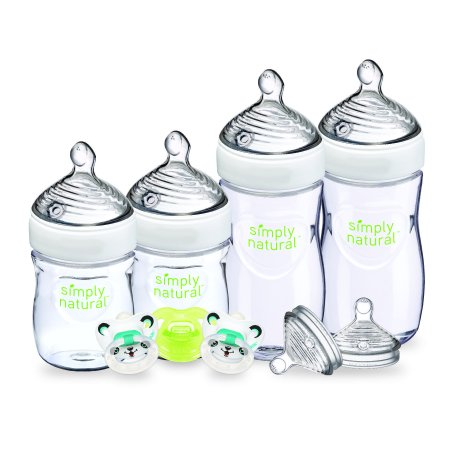 NUK Simply Natural Newborn Gift Set, 9.0 PIECE(S)