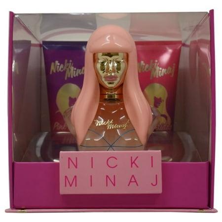Nicki Minaj Halloween Outfit (Nicki Minaj Pink Friday 3 Piece Gift Set for)