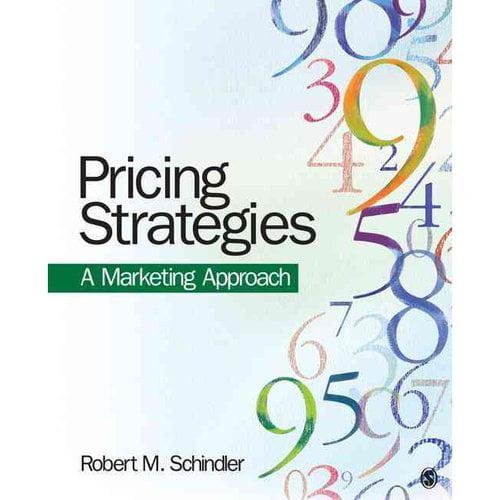pricing strategies a marketing approach walmartcom