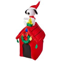Gemmy Industries TV208787 Air Blown Snoopy, 48