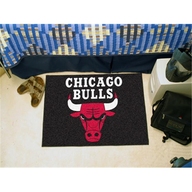 NBA - Chicago Bulls Starter Rug 19'' x 30''